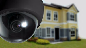 Professional Security Camera Installation HD 1080P - 24/7 Alarm