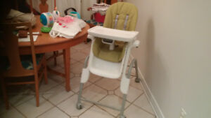 Oxo Seedling High Chair - Worth 200$