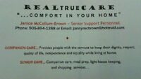 Real True Care - Companion for Seniors