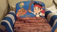 Jake and the Pirates couch