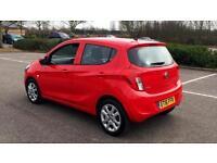 2016 Vauxhall Viva 1.0 ecoFLEX SE 5dr (A/C) Manual Petrol Hatchback