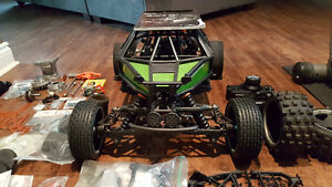 Hpi baja 5b SS 1/5 scale gas rc