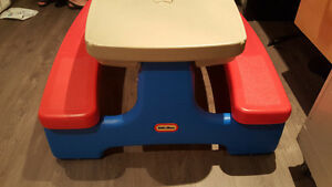 Table pliante Little Tikes