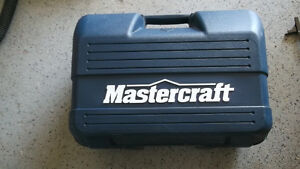 power tool set and case