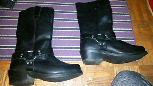 Womens shoes and dresses large