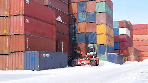 Sea Cans for Sale Shipping Storage Containers - Specials Edmonton Edmonton Area image 1