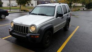2002 Jeep Liberty Sport 4x4