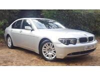 2002 BMW 7 Series 3.6 735i SE 4dr