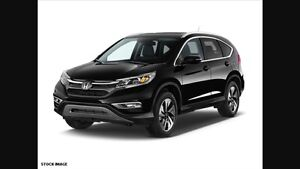 Honda CR-V 2015 Touring! Lease takeover!! 2500 gift to you .