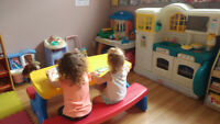 Reliable, dependable and flexible Home Child Care