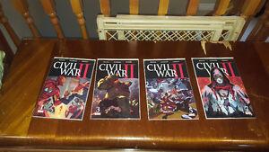 Marvel Comics Civil War 2