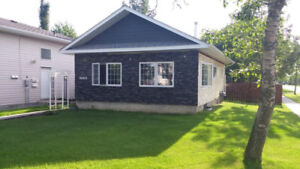 Camrose House for rent oversized double garage
