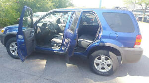 2006 Ford Escape XLT SUV, Crossover 1 OWNER NO ACCIDENTS