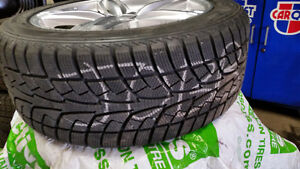 Winter tires and rims Kitchener / Waterloo Kitchener Area image 1