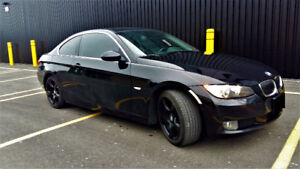 2007 BMW 328 XI  Coupe All Wheel Drive X Drive Auto