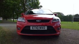 Ford Focus 2.5 ST-3 Good / Bad Credit Car Finance (red) 2010
