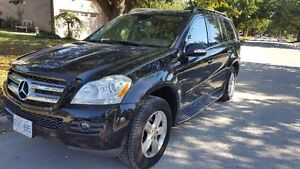 2008 Mercedes-Benz GL-Class 320 CDI SUV, Crossover