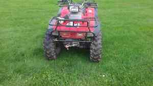 honda trx 350 Give me your best Offer