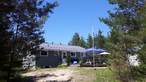 For Rent Port Franks Beachfront Cottage with Slip