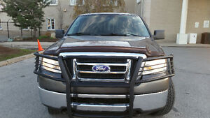 2008 Ford F-150 SuperCrew Pickup Truck,Free accidant