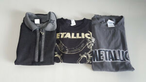 METALLICA ROCK bands Mens Shirts & T-Shirts for sale used and vi