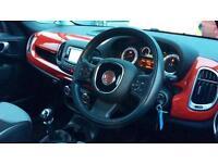 2014 Fiat 500L 1.4 Pop Star Manual Petrol Hatchback