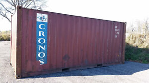 20'&40' Used Shipping and Storage Containers - Blowout Pricing!