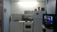 Great bachelor apartment in Port Credit steps to the lake and GO