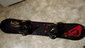 Sims 159 wide with Burton Custom bindings