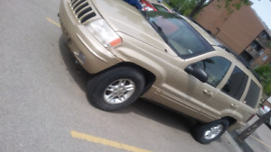 UP DATE. ...! 2000 JEEP GRAND CHEROKEE LIMITED