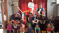 Save $50 on a birthday party package!