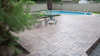 !!EXPERT IN ALL TYPE OF CONCRETE LANDSCAPING!! STAMPED CONCRETE