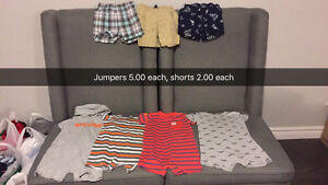 Boys/girls clothing newborn to 4T London Ontario image 7
