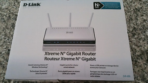 D-link wireless Router