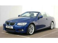 2013 BMW 3 Series 330i M Sport 2dr Step Auto Sports petrol Automatic