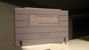 Snes: Dungeons & Dragons Eye of the beholder for sale London Ontario image 3