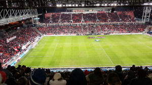 TFC vs Chicago Fire 2 tickets