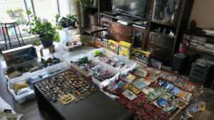 Massive LEGO Collection 85LBS+ 170+ Minifigs +Sets