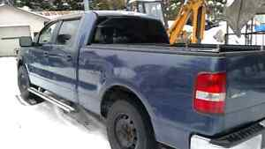 Reduced!! From $9500.00 2006 F 150 4 x 2 180000 Kms  Supercrew Gatineau Ottawa / Gatineau Area image 8