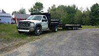 2007 Ford F-550 Camionnette