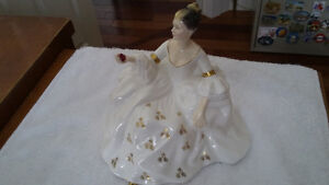 Royal Doulton Figurine (My Love a 1965 limited edition)