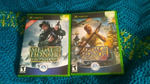 XBOX Original games 2pack