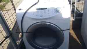 excellent working maytag neptune electric dryer fron load