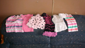 Used Carter Baby Girl Clothing Lot!!
