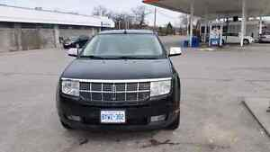 2007 LINCOLN MKX SOLD