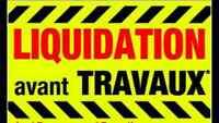GRANDE LIQUIDATION AVANT TRAVAUX