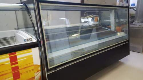 Ice cream display cabinet new from expo isa...