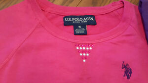 U.S. POLO ASSN. Size,16 youth t-shirts West Island Greater Montréal image 2
