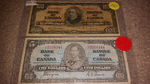 Looking to purchase paper money pre 1988..see my other ads...... London Ontario image 2