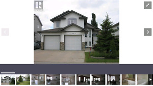 Executive style home for rent